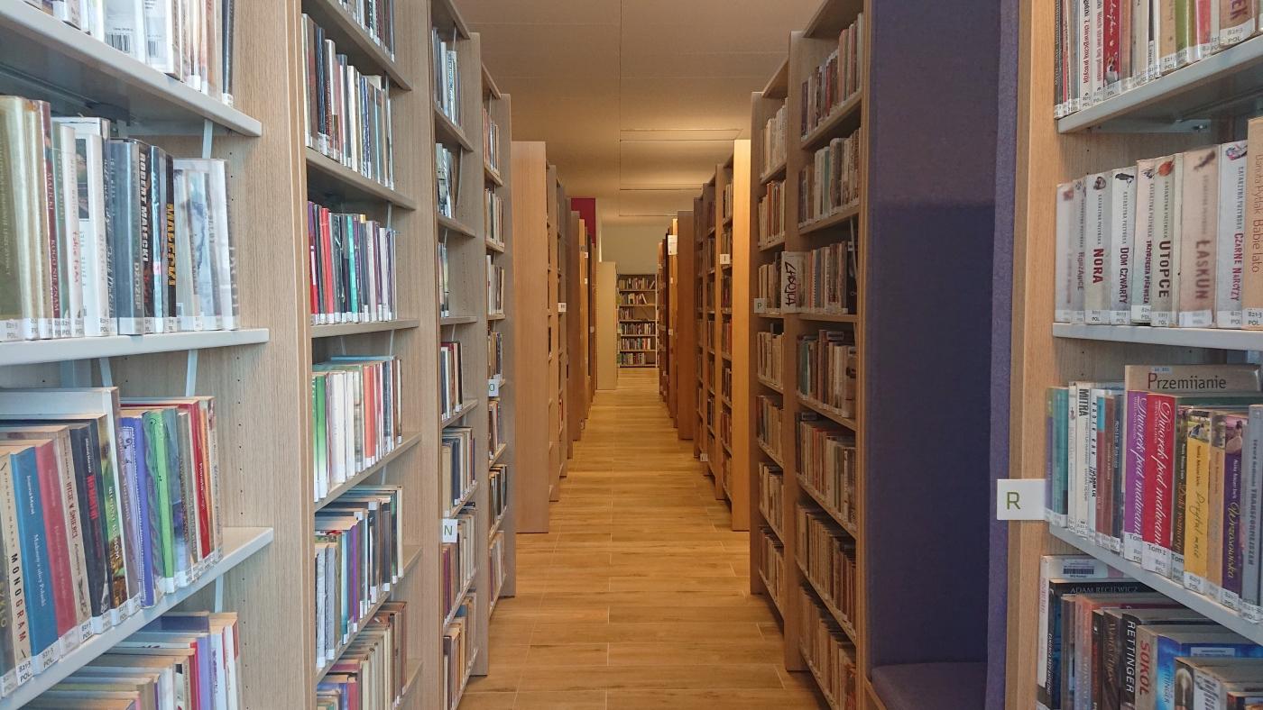 Biblioteka Główna CEM dorośli