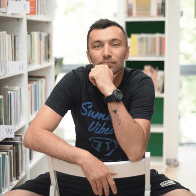 Tomasz Dudek - specjalista – rzemieślnik