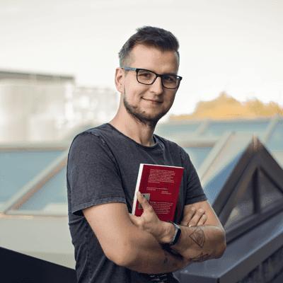 Tomasz Korczak - specjalista ds. multimediów