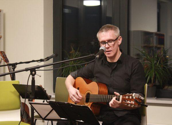 Koncert Pawła Górskiego