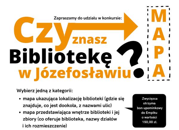 Czy znasz bibliotekę w Józefosławiu