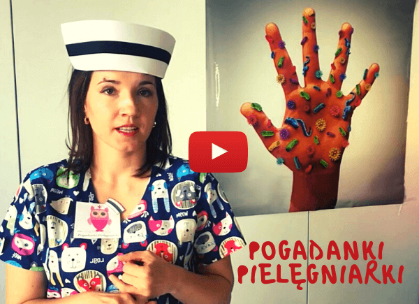 Pogadanki Pielęgniarki - Magdalena Osiennik.