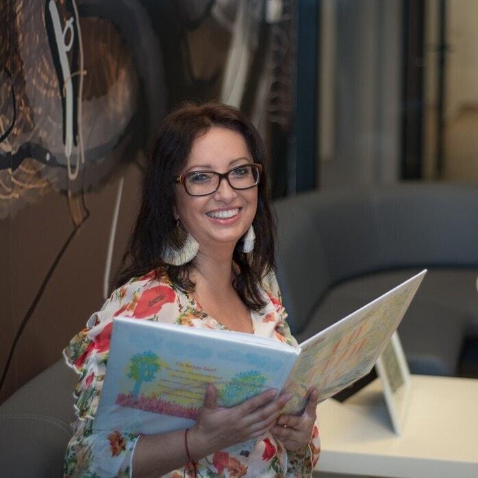 Magdalena Gaładyk - Biblioteka główna w CEM, Oddział dla dzieci i młodzieży