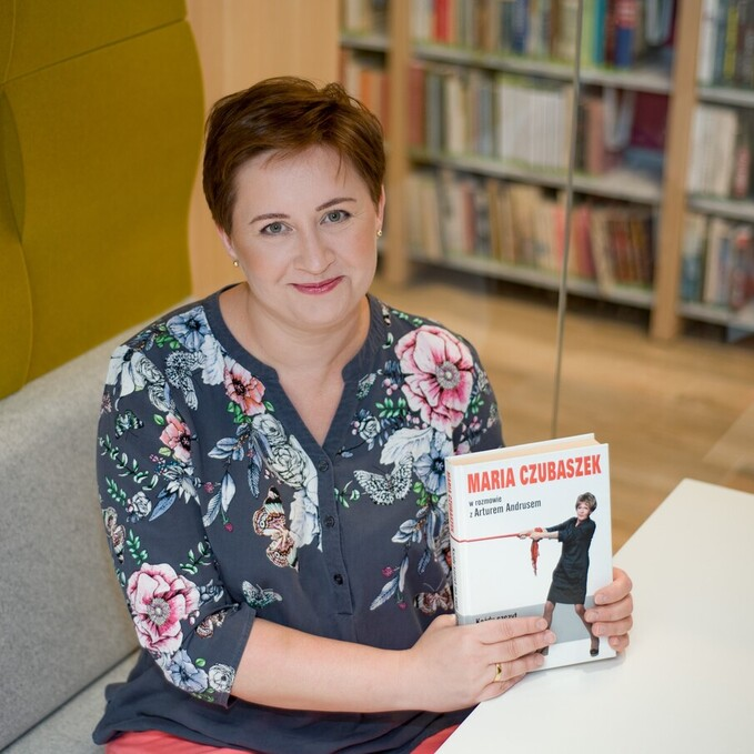 Monika Trynkos - specjalista ds. organizacyjno-księgowych