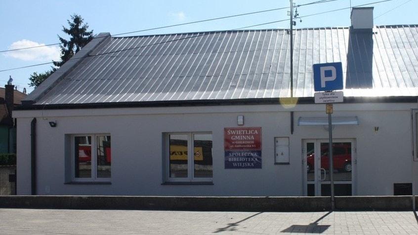 Biblioteka wGołkowie