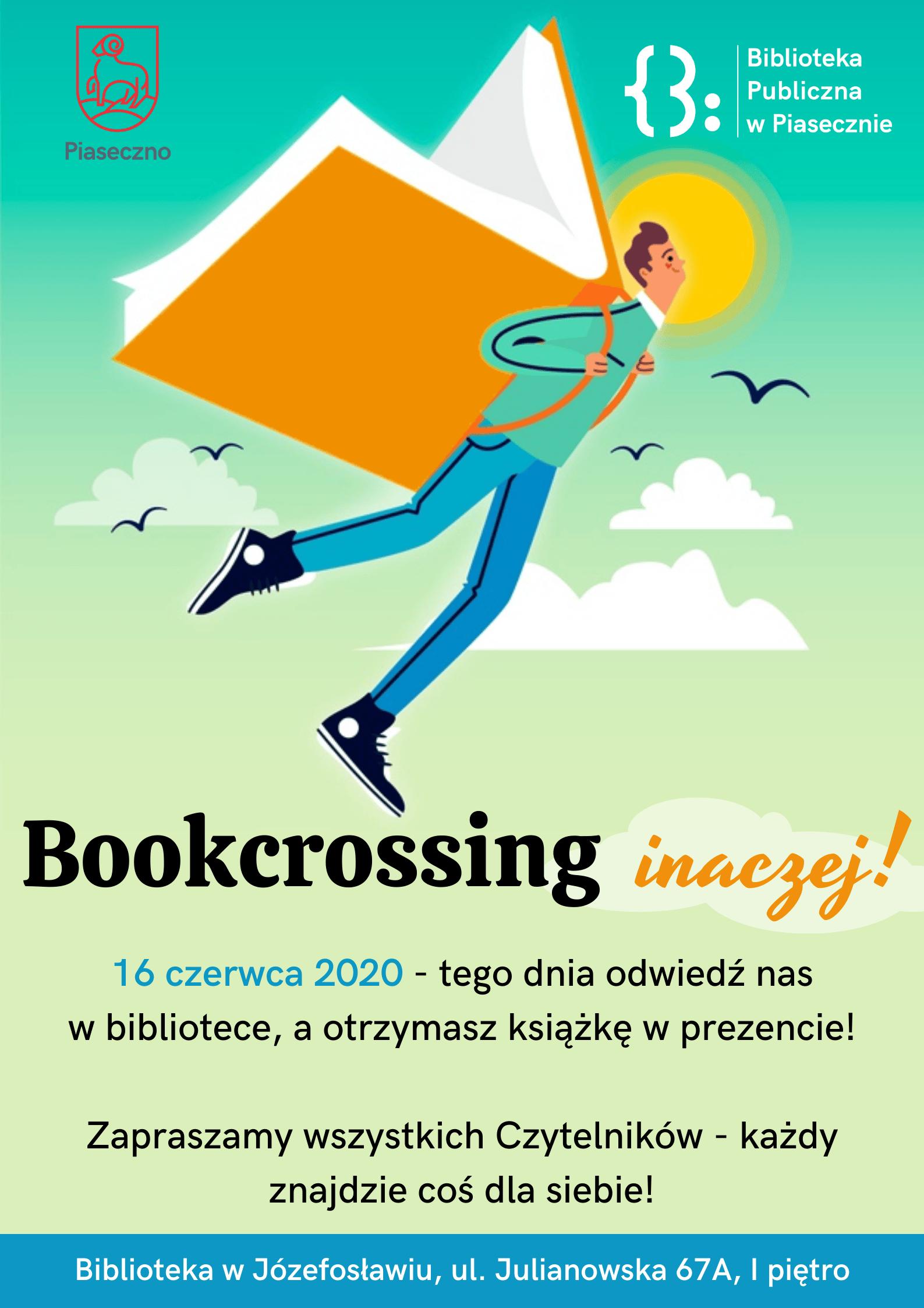 Bookcrossing inaczej