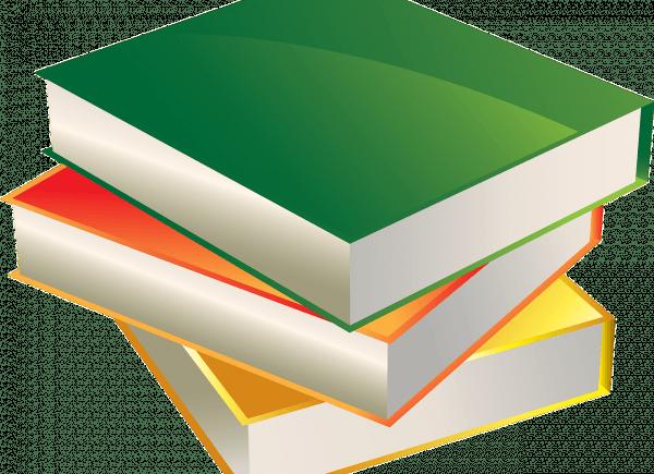 Zdjęcie przedstawiające książki