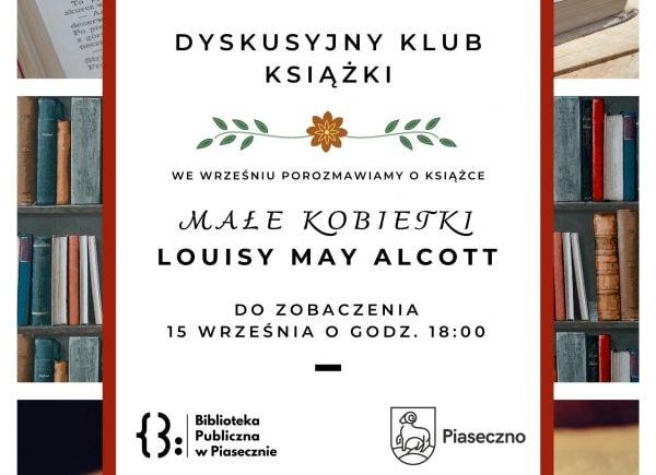 Plakat promujący wrześniowe spotkanie DKK