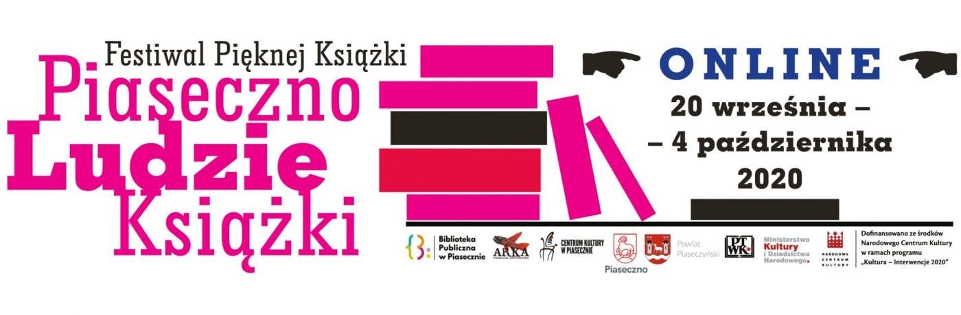 Festiwal Pięknej Książki 2020 - kliknij!