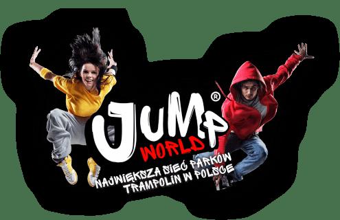Jump World - Logo igrafika