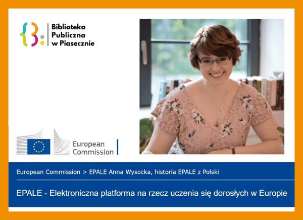 Anna Wysocka Artykuł EPALE