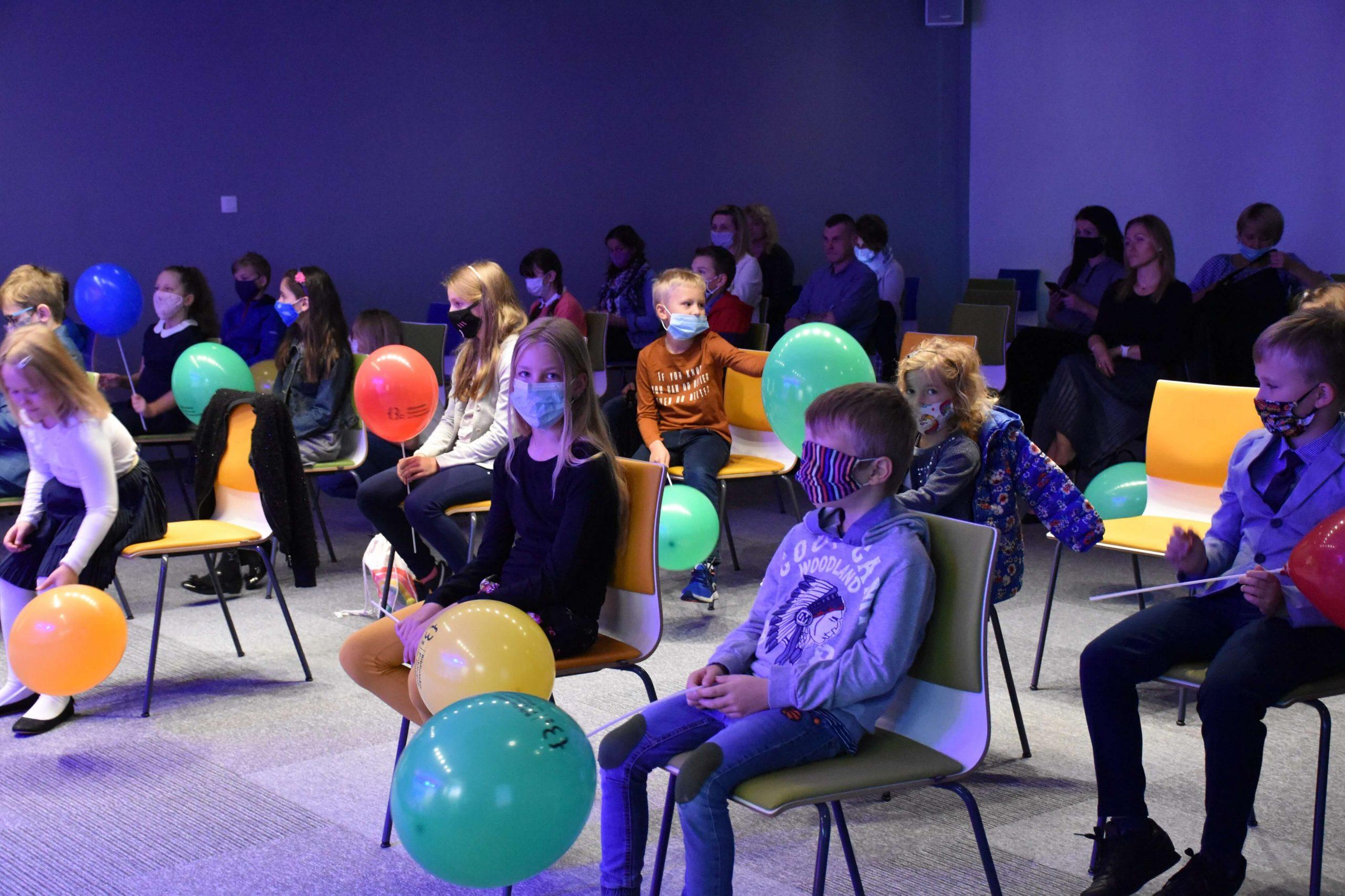 Uroczysta Inauguracja Piaseczyńskiego Uniwersytetu Dziecięcego