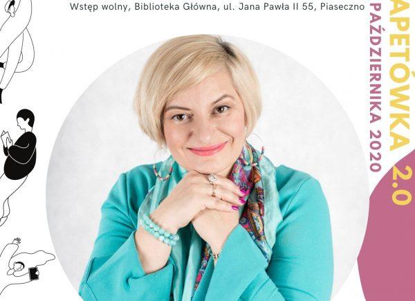 Spotkanie z Wiolettą Piasecką w Piasecznie