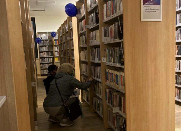 Noc Bibliotek WPiasecznie 2020