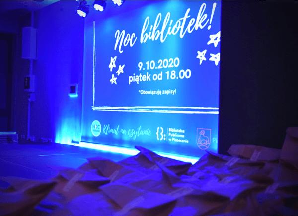 Noc Bibliotek W Piasecznie 2020