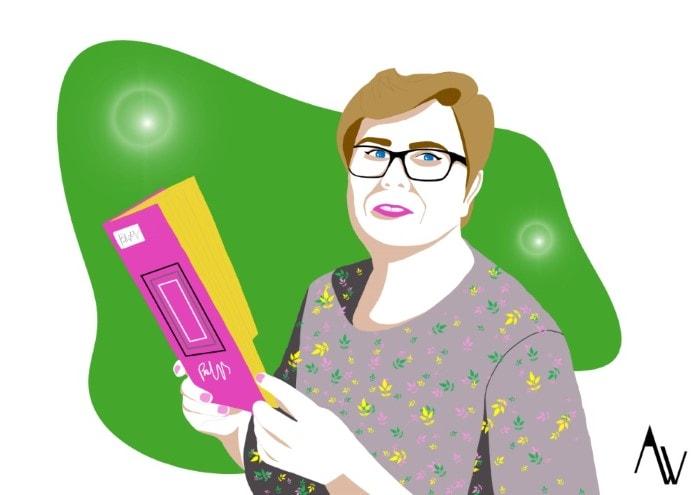 Pracownicy Biblioteki 2020 Biblioteka Publiczna WPiasecznie