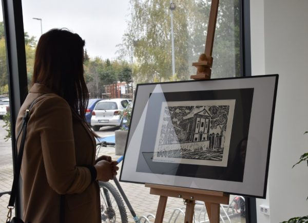 Wystawa Katarzyny Jezierskiej Tratkiewicz