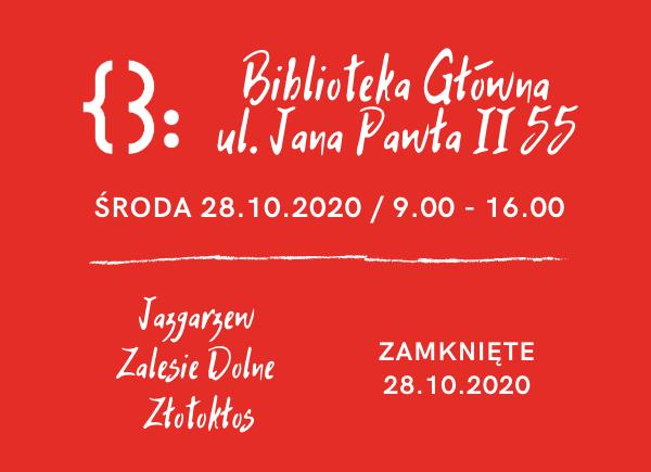 Zmiany 28.10.2020
