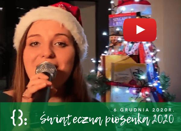 Świąteczna piosenka 2020 Biblioteki Publicznej w Piasecznie!
