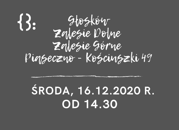 BiblioOnline - informacja o zmianie godzin otwarcia 16.12.2020