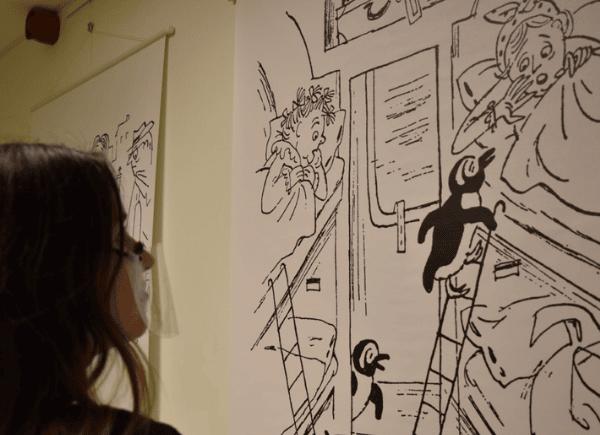 Wystawa Mistrzowie Ilustracji