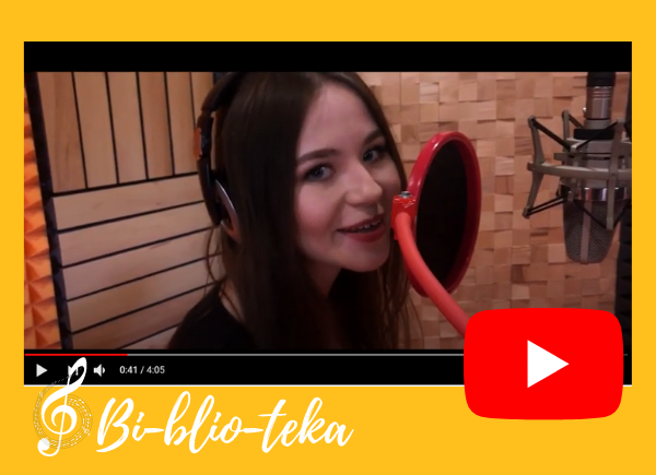 Bi-Blio-Teka - Piosenka Biblioteczna