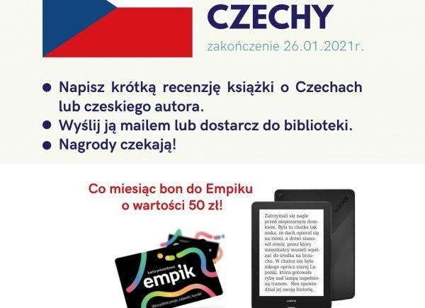 Czyteniczy Challenge Czechy 2021