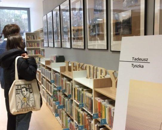 Wystawa Tadeusza Tyszki
