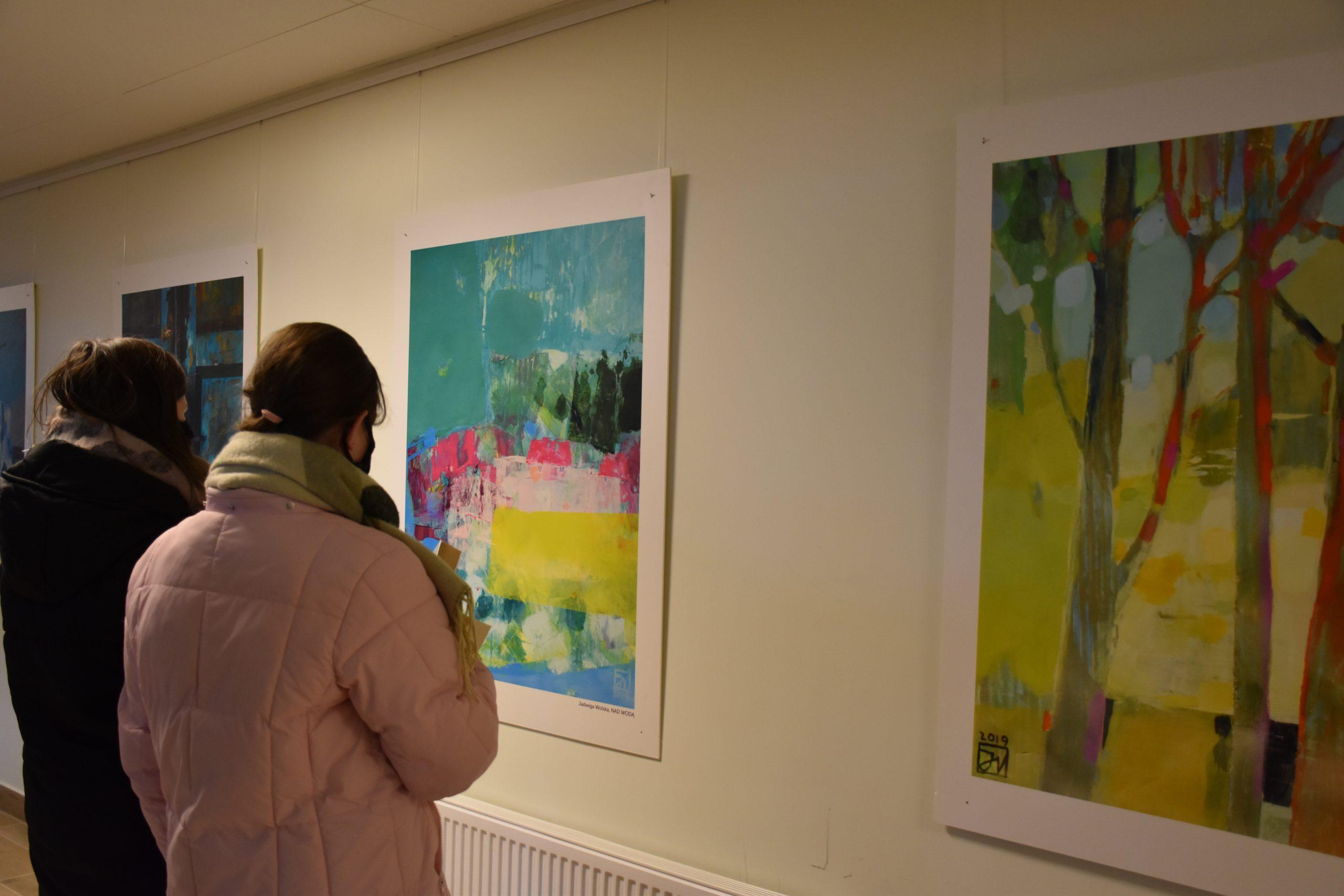 Wystawa projektu Art LOVE Józefosław