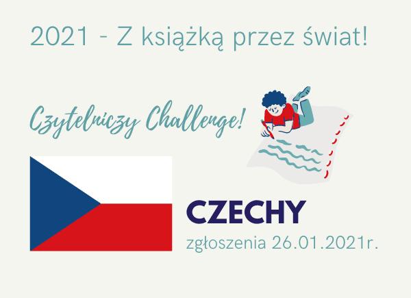 Z książką przezświat - Czechy