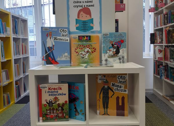 miesiąc literatury czeskiej