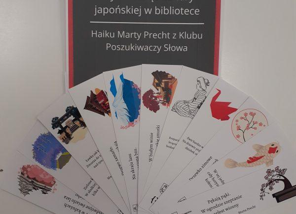 miesiąc japoński haiku