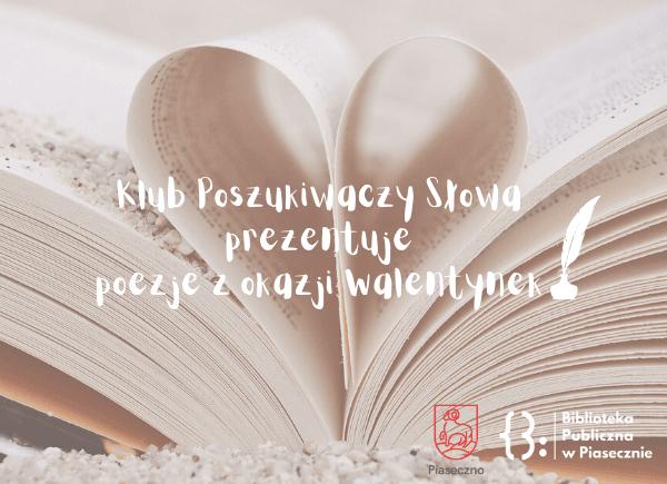 Klub Poszukiwaczy Słowa Walentynki