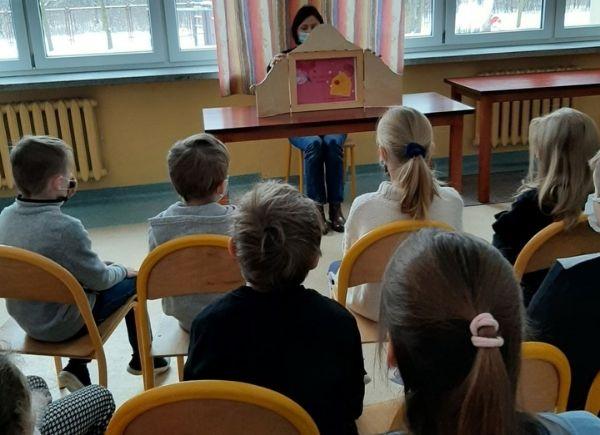 Kamishibai w szkole