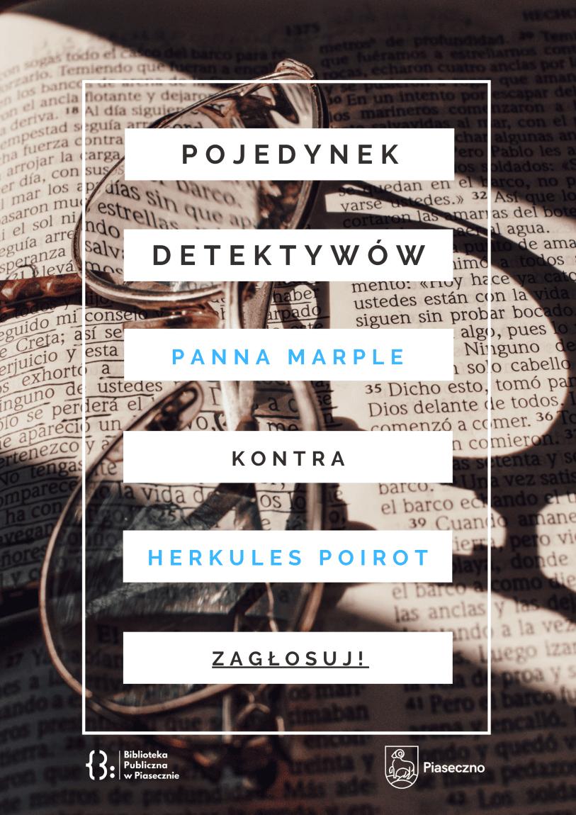 Plakat Pojedynek detektywów