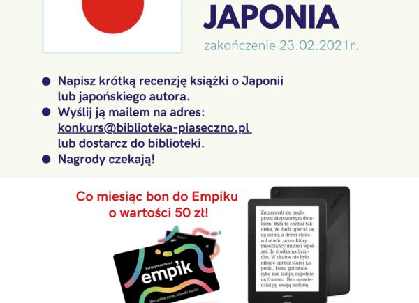 Recenzje Czytelnicze Japonia