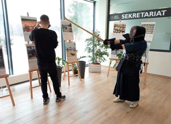 Wystawa oJaponii