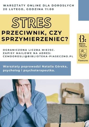 Stres: przeciwnik, czy sprzymierzeniec?