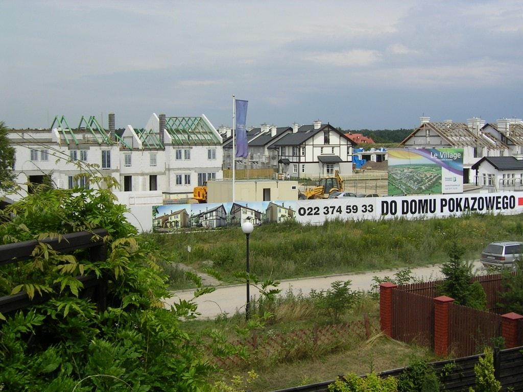 Budowa Osiedla Le Village