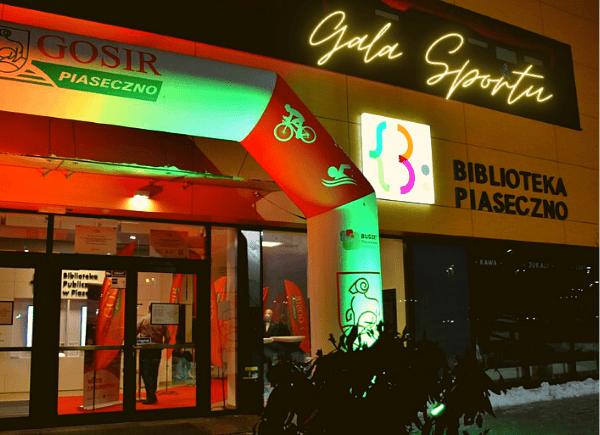 Gala Sportu w Bibliotece