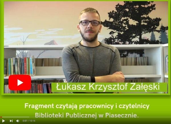 """Czytanie """"Kłamczuchy"""" Małgorzaty Musierowicz - link do filmu na You Tube"""