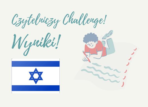 Czytelniczy Challenge Wyniki W Kwietniu