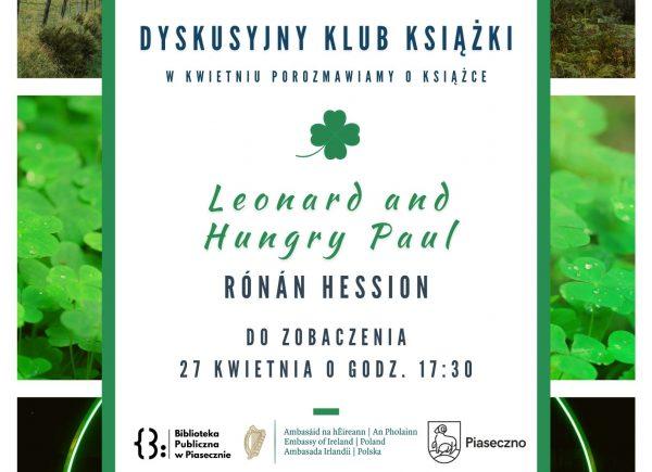 DKK Piaseczno Rónán Hession