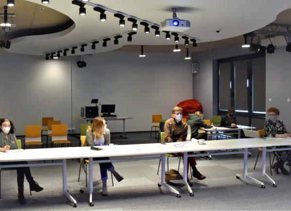Warszawska Syrenka 2021 - eliminacje wbibliotece
