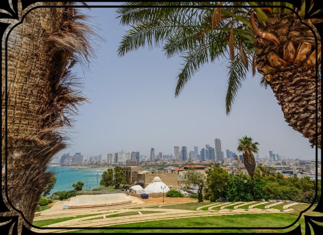 Widok naTel Aviv, fot.Piotr Michalski