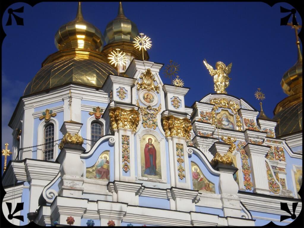 Cerkwie Kijowa, fot.Zbigniew T. Pągowski