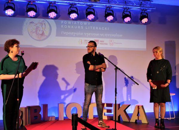 Gala rozdania nagród - Piaseczyńskie wyzwanie naopowiadanie