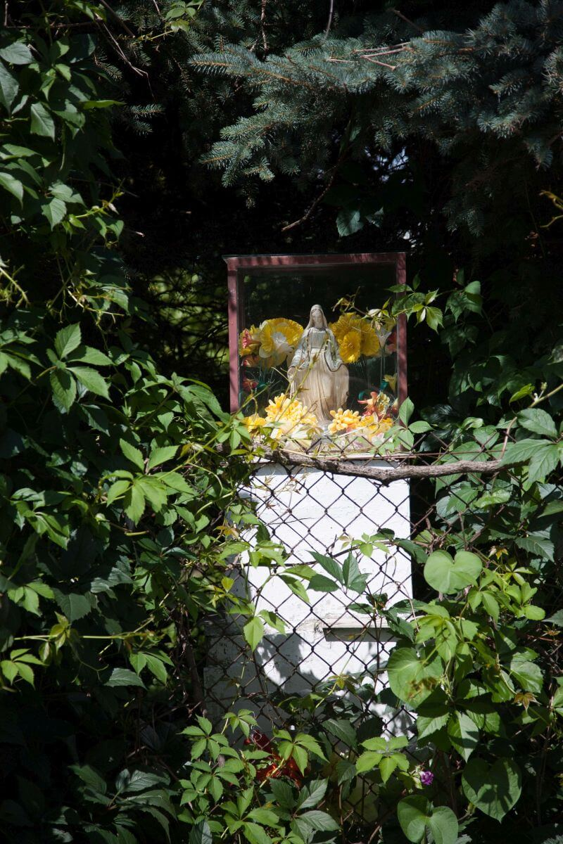 Kapliczka przy ulicy Osiedlowej