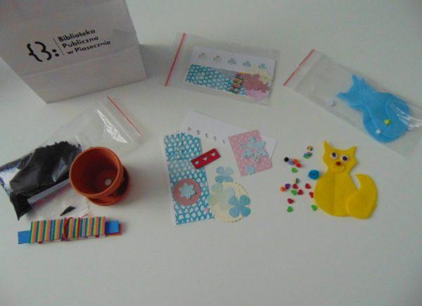 Kreatywne pakiety naTydzień Bibliotek