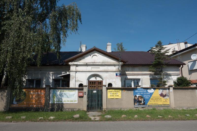 Historyczny dom, Ogrodowa 15